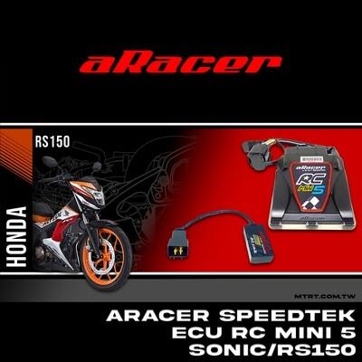 ARACER speedtek ECU RC Mini 5 SONIC RS150