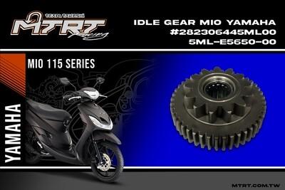 Idle gear MIO yamaha #28230644t5ML00 5ml-E5650-00