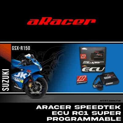 ARACER SPEEDTEK ECU RC1 SUPER PROGRAMMABLE GSX-R150
