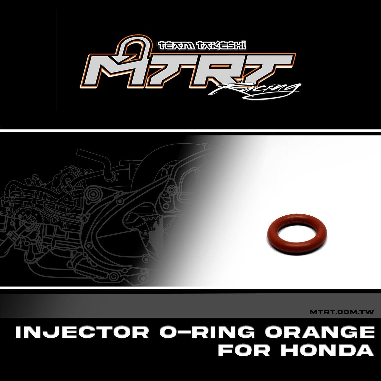INJECTOR O-RING ORANGE (7.5X2) For HONDA