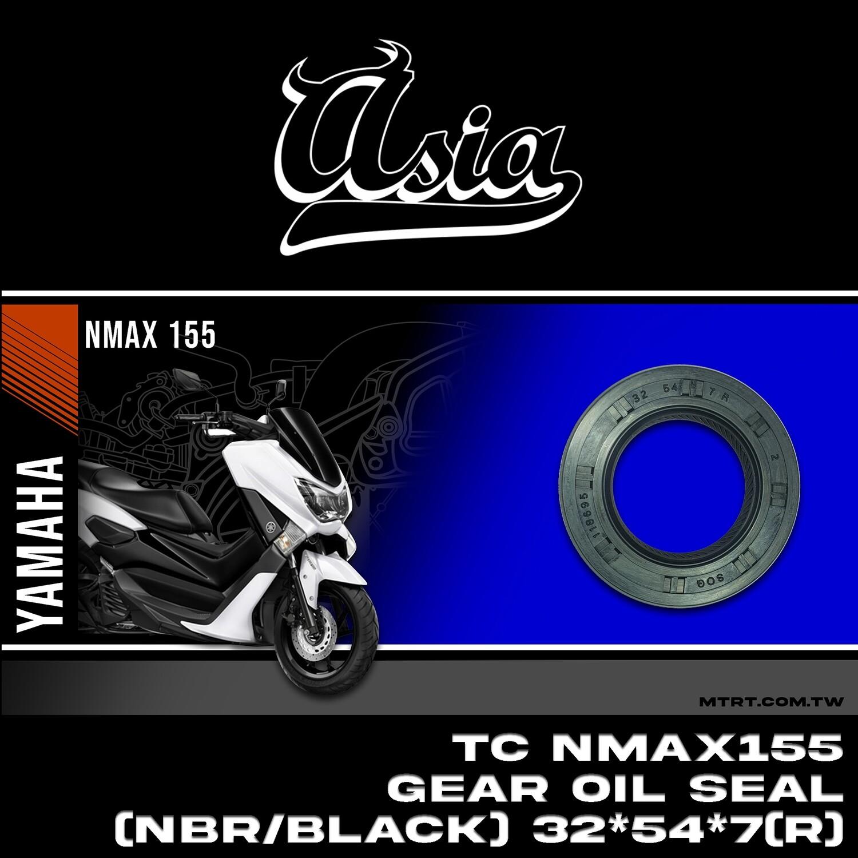 GEAR OIL SEAL 32x54x7R NMAX155  BLACK ASIA