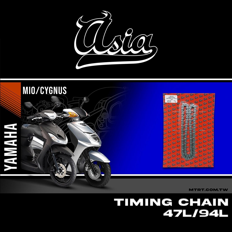 TIMING CHAIN MIO CYGNUS 4V 47L 94L ASIA