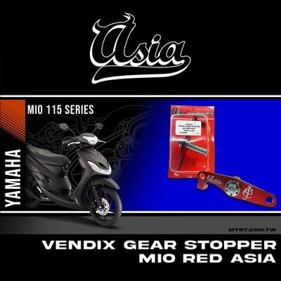 VENDIX GEAR STOPPER MIO RED ASIA