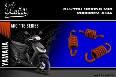 CLUTCH Spring MIO 2000rpm ASIA