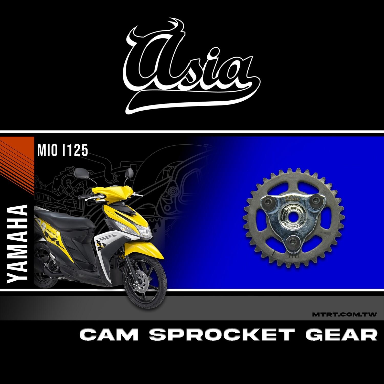 CAM SPROCKET ADJUSTABLE M3_MIOI125_GT125 ASIA