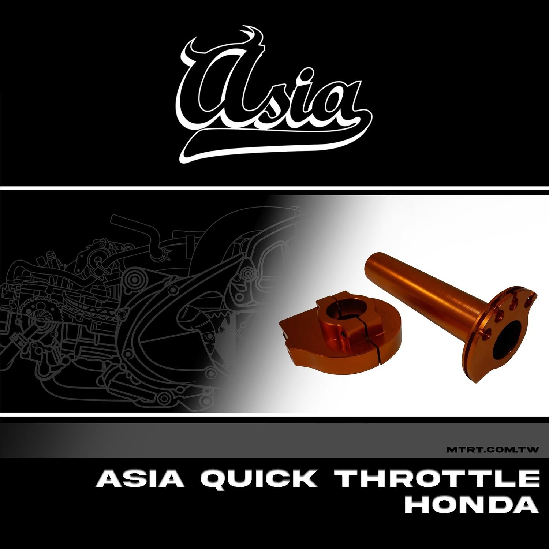 QUICK THROTTLE ASIA