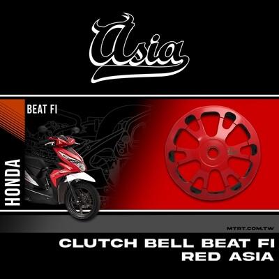 CLUTCH BELL BEAT Fi RED ASIA