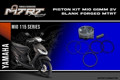 BLANK FORGED PISTON 66MM 2V MIO MTRT
