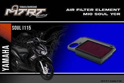AIR  FILTER ELEMENT MIO 3 FINO YCR
