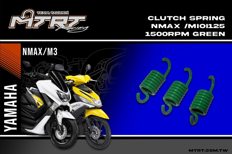 CLUTCH SPRING NMAX MIOi125  1500RPM Green  MTRT