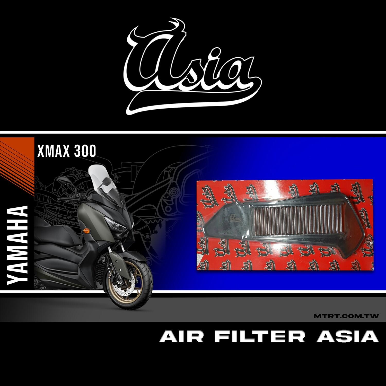 AIR FILTER XMAX300  ASIA Hi-flow filter