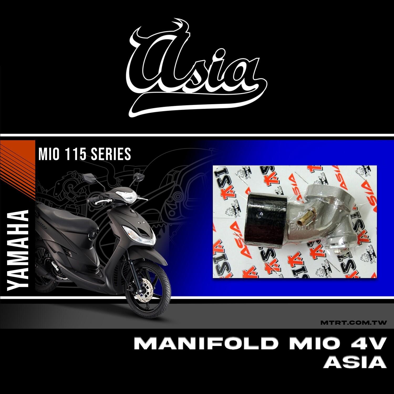 MANIFOLD 4V MIO ASIA