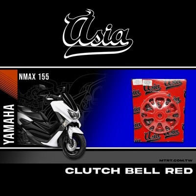 CLUTCH BELL NMAX155 ASIA RED