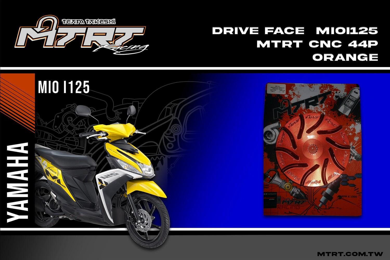 DRIVE FACE  MIOi125 MTRT CNC 44P ORANGE