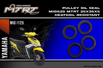 PULLEY OIL SEAL MIOi125 HTCL 25X35X5 heat & oil resistant