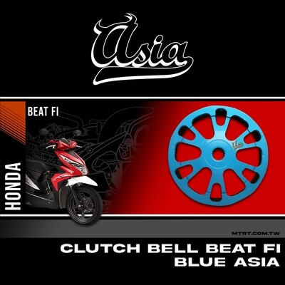 CLUTCH BELL BEAT Fi BLUE ASIA