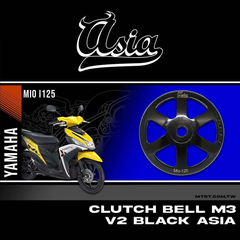 CLUTCH BELL V2 M3 MIOi125 BLACK ASIA