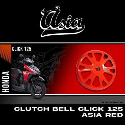 CLUTCH BELL CLICK125i  ASIA RED