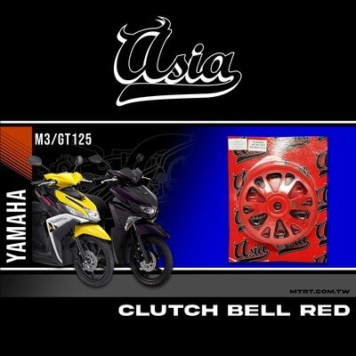 CLUTCH BELL MIOi125 (2PH) ASIA RED