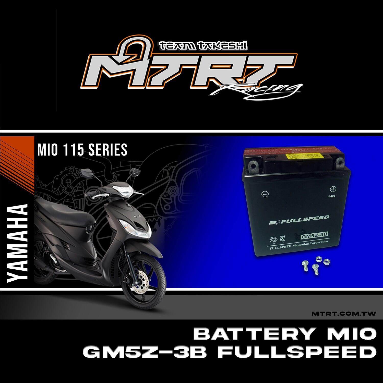 BATTERY MIO1-2 FULLSPEED GM5Z-35