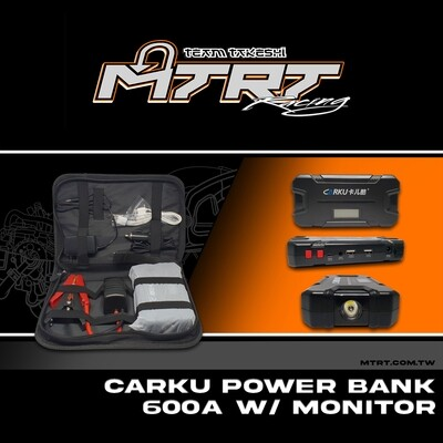 CARKU POWER BANK 600A WITH MONITOR