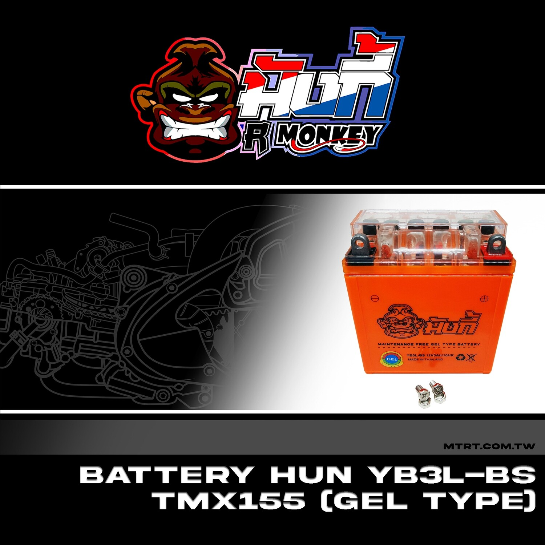 BATTERY YB3L-BS TMX155