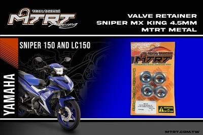 VALVE Retainer  SNPER MX KING-CYGNUS 4.5mm MTRT METAL