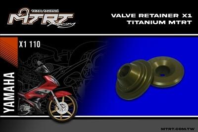 VALVE Retainer X1 Titanium MTRT