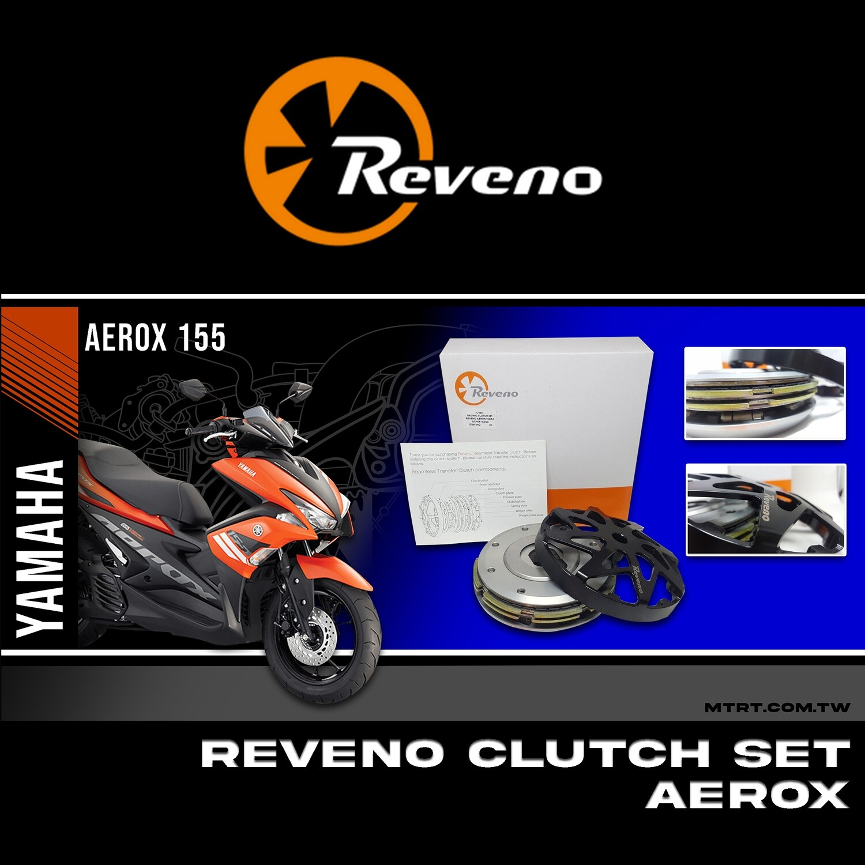 RACING CLUTCH SET AEROX NMAX REVENO