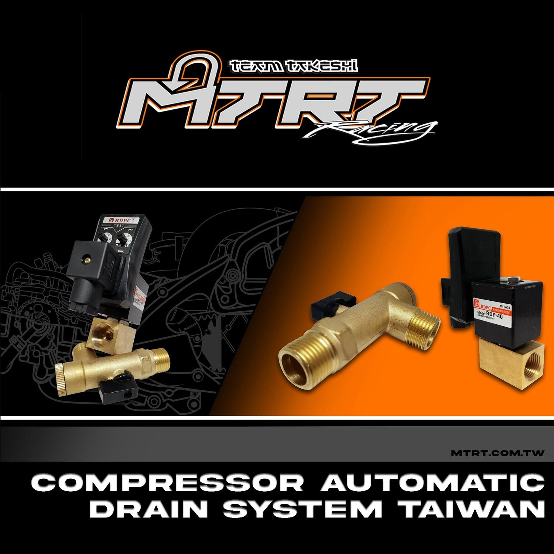 COMPRESSOR AUTOMATIC DRAIN SYSTEM TAIWAN