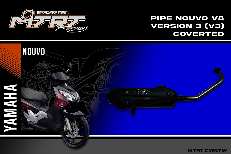 PIPE NOUVO V8 Version3 (V3) CONVERTED