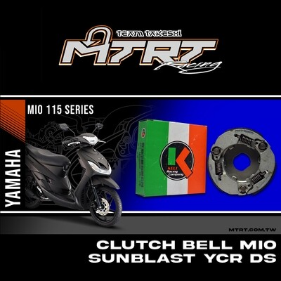 CLUTCH BELL  MIO RS SUNBLAST  YCR  DS