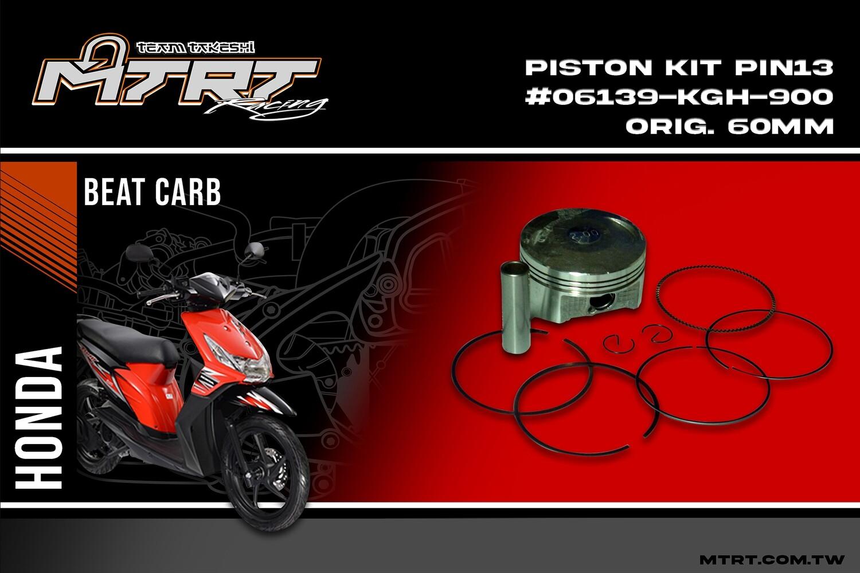 Piston kit pin13 #06139-KGH-900 orig. 60mm