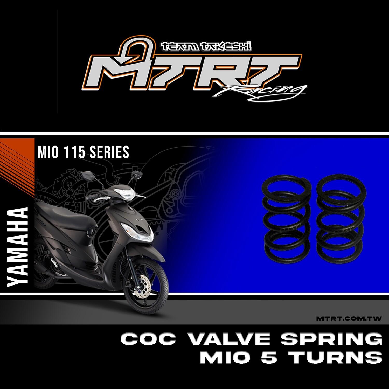 COC VALVE SPRING MIO 5turns 4th-15-C