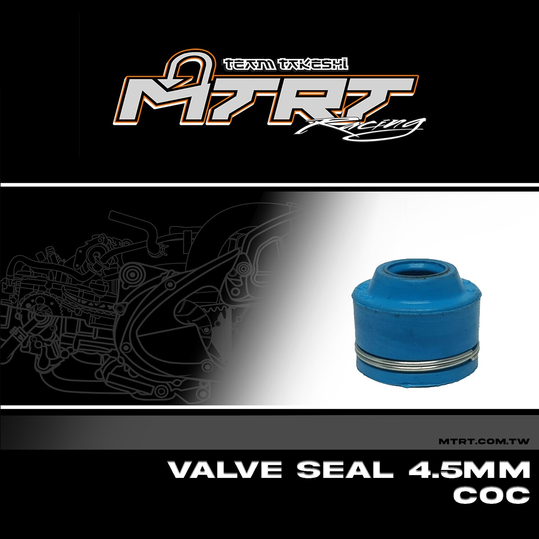 COC VALVE SEAL 4.5MM