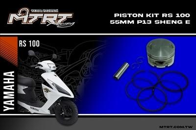 PISTON KIT RS100 55MM   13  SHENG E