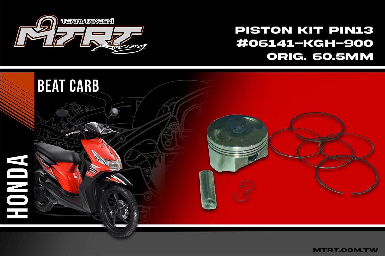PISTON KIT pin13 #06141-KGH-900 orig. 60.5mm
