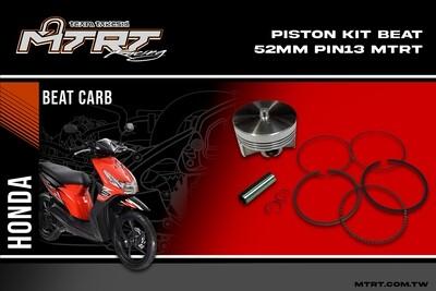 PISTON  KIT  BEAT 52MM pin13