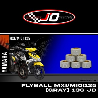 FLYBALL MXi/MIOi125 (gray) 13G JD
