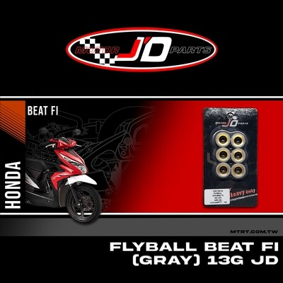FLYBALL GY6 (gray) 13G JD