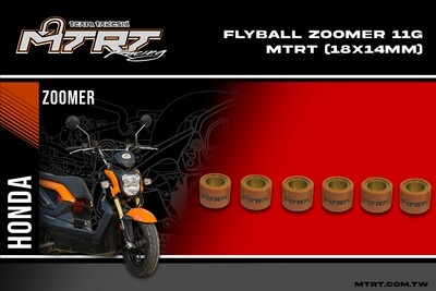 FLYBALL ZoomerGY6SharkBeatFi  11g MTRT (18x14mm)