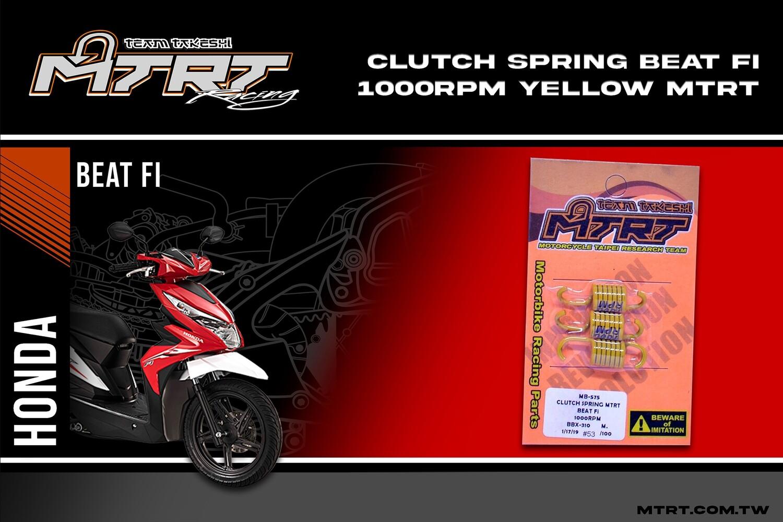 Clutch Spring 1000rpm