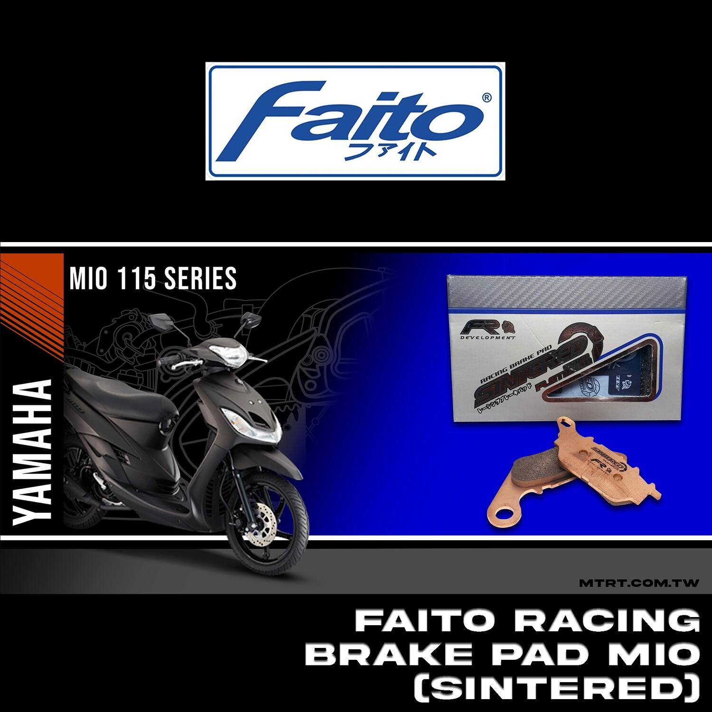 FAITO RACING BRAKE PAD (sintered)