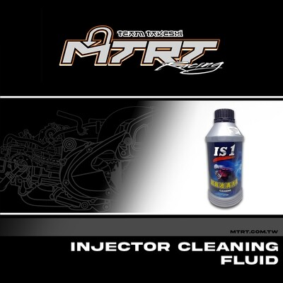 INJECTOR CLEANING FLUID ULTRA SONIC SOLUTION 1L