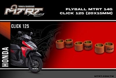 FLYBALL  MTRT  Click125DinkStepRV  14G (20x15mm)