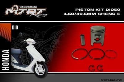 PISTON KIT DIO50  1.5040.5MM SHENG E