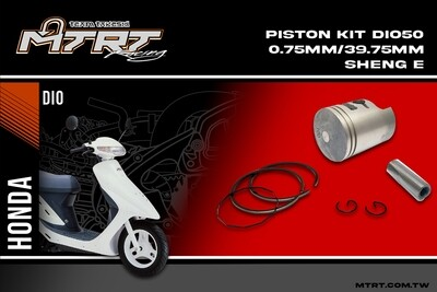 PISTON KIT 0.75MMx39.75MM