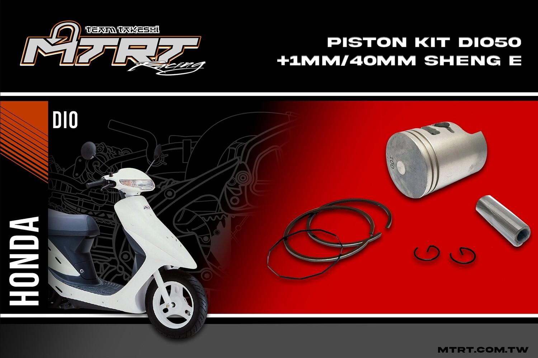 PISTON KIT +1MMx40MM