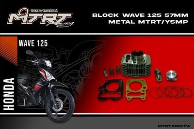BLOCK Wave125  57MM Metal MTRT YSMP Main