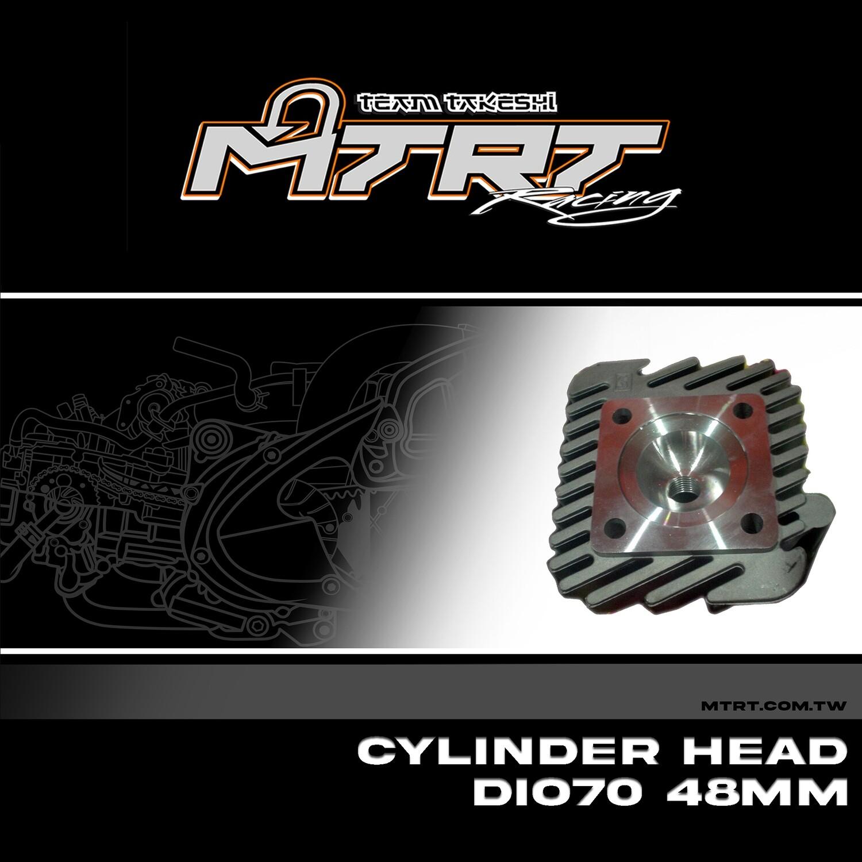CYLINDER  HEAD  DIO70 48MM